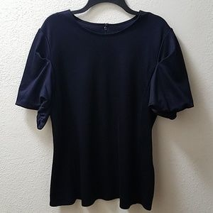 COS Bubble Sleeve Top